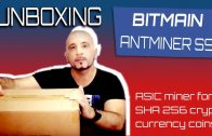 Bitmain Antminer L3+ unboxing , mining scrypt coins on ASIC miners.