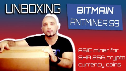 Antminer S9 Unboxing Video - Cuban Hacker