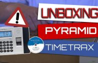 Pyramid TimeTrax Elite Biometric Time Attendance System. Employee time attendance management made easy for small business needing a biometric attendance management and time tracking solution with integrated payroll software