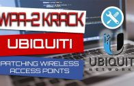 WPA2-KRACK – Ubiquity has released patches to their devices, upgrading to avoid being vulnerable