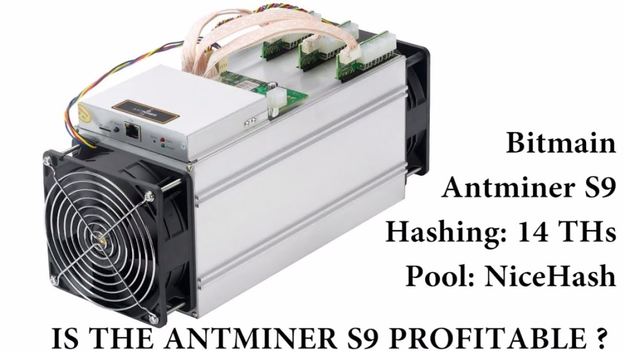 How much money can antminer s9 make you monthly  Antminer S9 profit