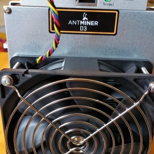 Weekly Antminer D3-X11 - 7 Days rental – 15 GH/s of X11 mining power for a  week