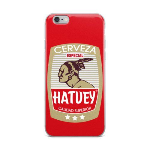 iPhone X Case - Hatuey Beer 2