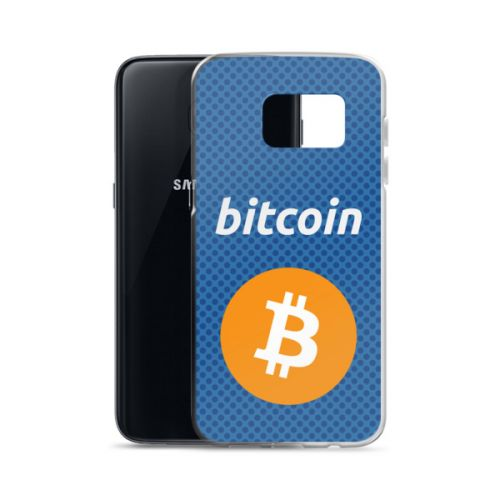 Samsung S7/S8 Case - Bitcoin