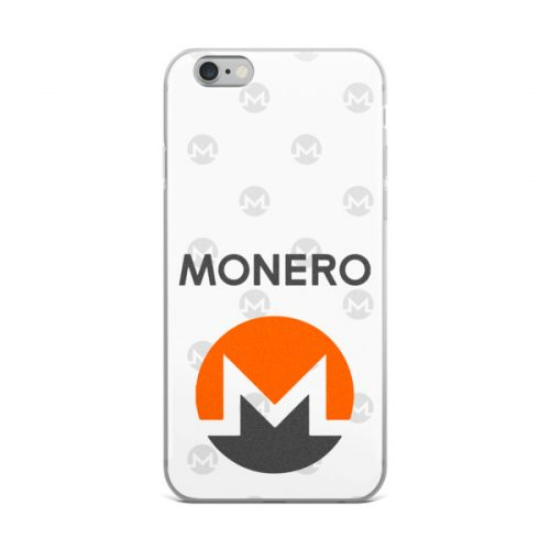 iPhone X Case - Monero