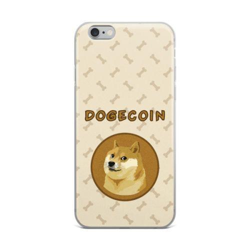 iPhone X Case - Dogecoin