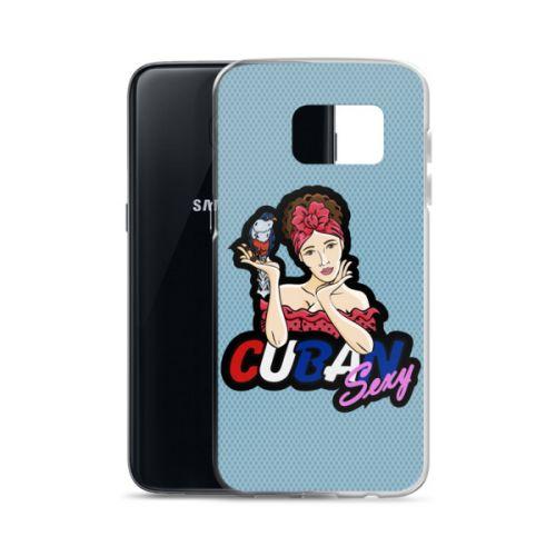 Samsung S7/S8 Case - Cuban Sexy