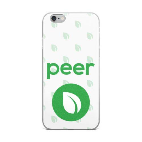iPhone X Case - Peer