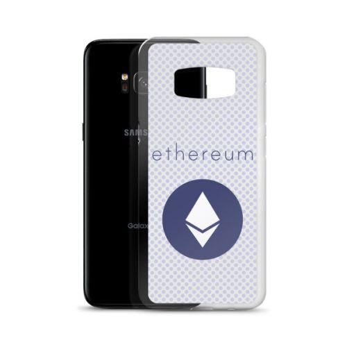 Samsung S7/S8 Case - Ethereum