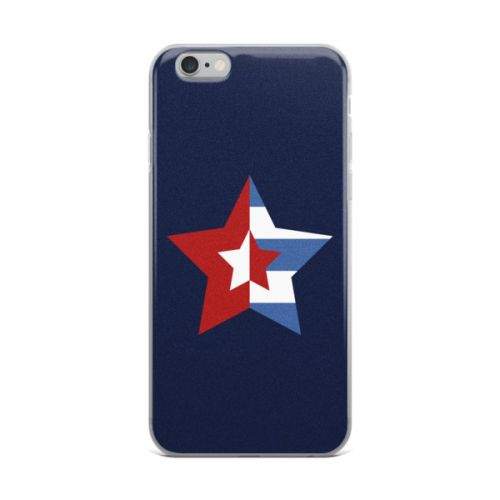 iPhone X Case - Cuban Star