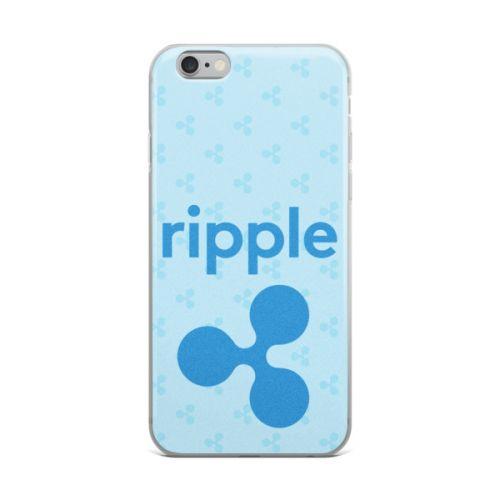 iPhone X Case - Ripple