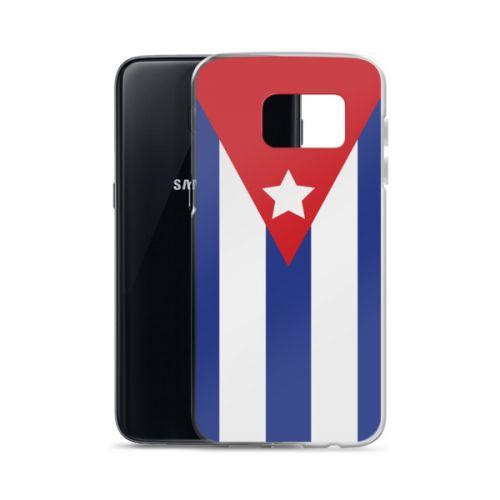 Samsung S7/S8 Case - Cuban Flag