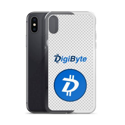 iPhone X Case - Digibyte