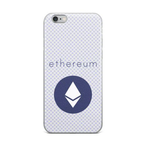 iPhone X Case - Ethereum