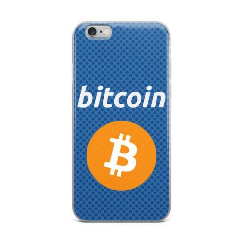 iPhone X Case - Bitcoin