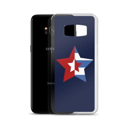 Samsung S7/S8 Case - Cuban Star