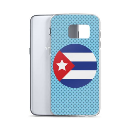 Samsung S7/S8 Case - Cuban Circle