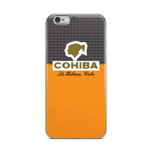 iPhone X Case - Cohiba