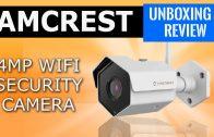 Sistema de camara en red AMCREST NVR HD 1080 Lite.Sistema CCTV.Grabador de camaras CCTV.